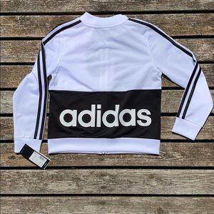 NWT Adidas youth jacket